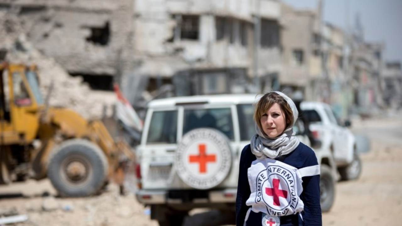 International Committee of the Red Cross. © ICRC